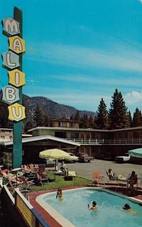 Malibu Motel South Lake Tahoe,CA