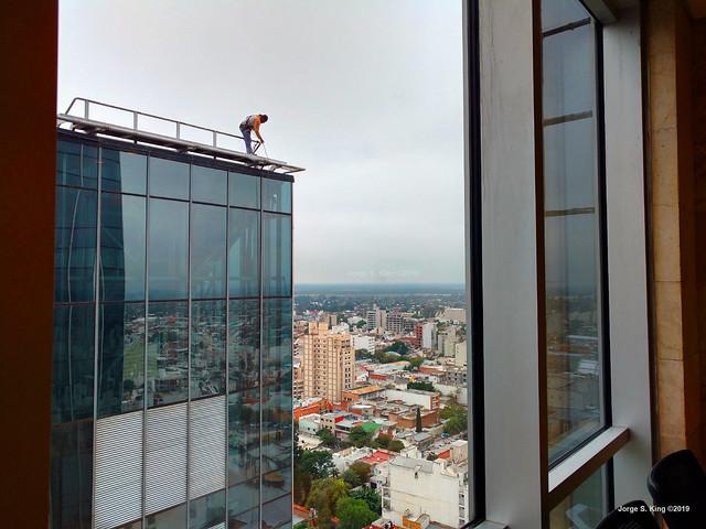 Trabajador de altura