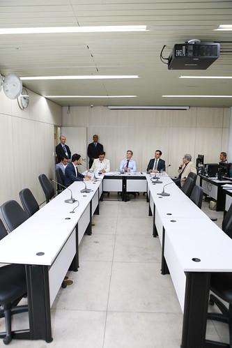17ª Reunião Ordinária - Comissão de Administração Pública