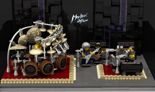 LEGO - Fantômas - Live at Jazz Montreux