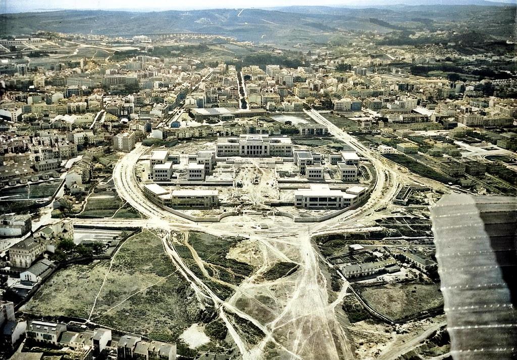 Instituto Superior Técnico em Construção, Lisboa (P. Correia, c. 1934)