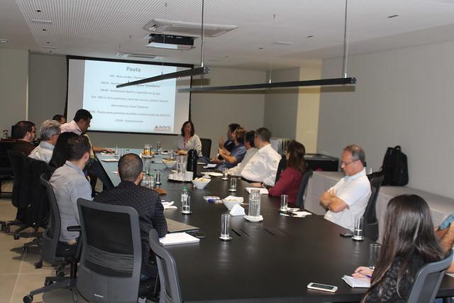 Reunião Comitê deTecnologia