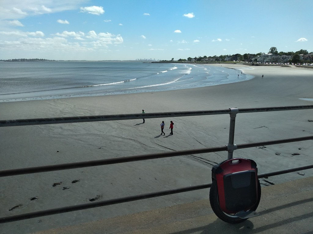 Beach in Lynn / Swampscott