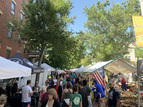 Hessler Street Fair  6 2 19