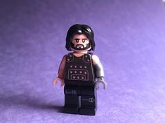 LEGO Cyberpunk 2077- Johnny Silverhand
