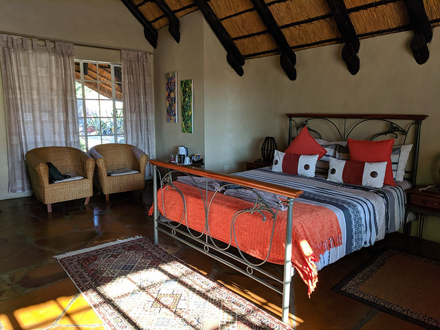 our room @ Roidina Safari Lodge