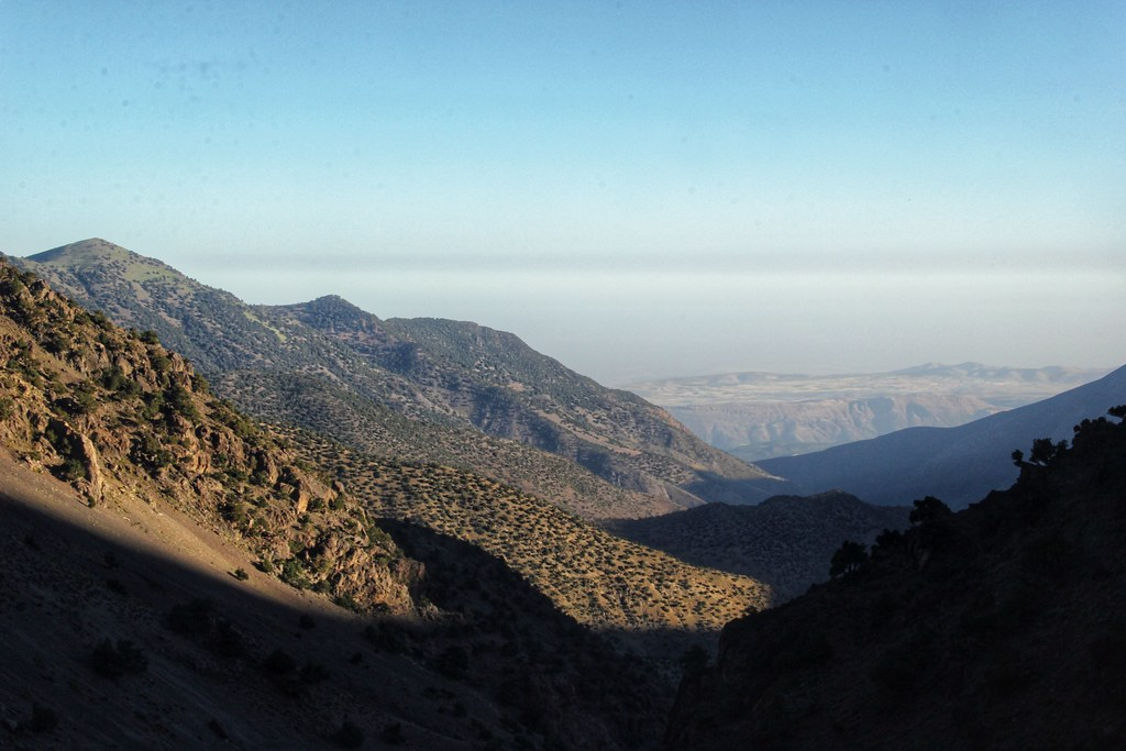 Azzadene Valley, Mount Toubkal trek