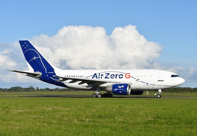F-WNOV A310-304 SA Novespace/Air Zero G
