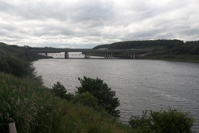 The River Wansbeck