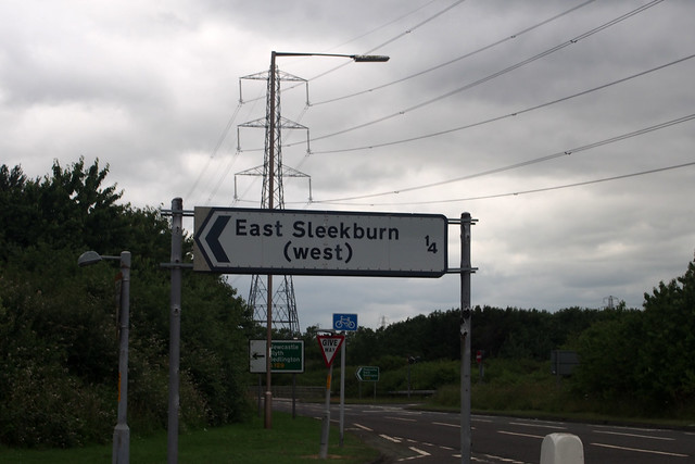East Sleekburn West