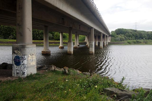 Wansbeck bridge