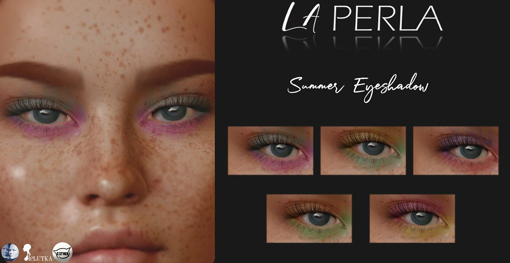 {LP}- Summer  Eyeshadow