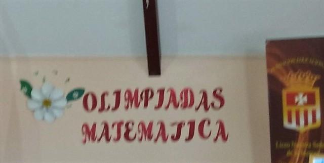 Linsem-Olimpiadas de Matemática 2019