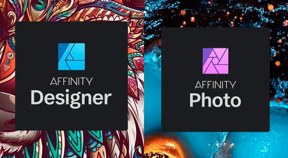 Estas son las nuevas mejoras y actualizaciones de Affinity Designer y Affinity Photo