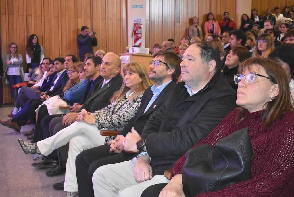 2019-06-11 MARCIAL QUIROGA: 48º Aniversario del Hospital Marcial Quiroga
