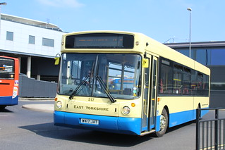 East Yorkshire Motor Services 317