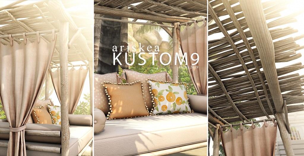 Kustom9 - WIP - Ariskea - TeleportHub.com Live!
