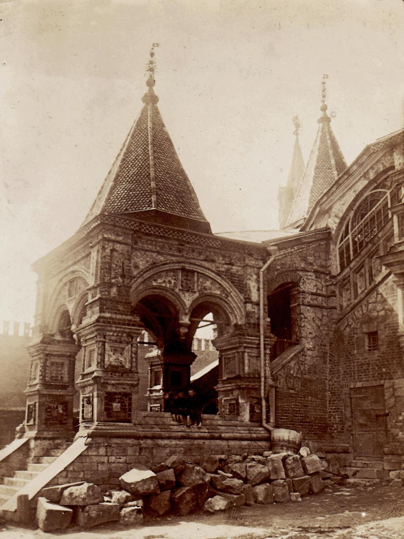 Собор Василия Блаженного. 1905