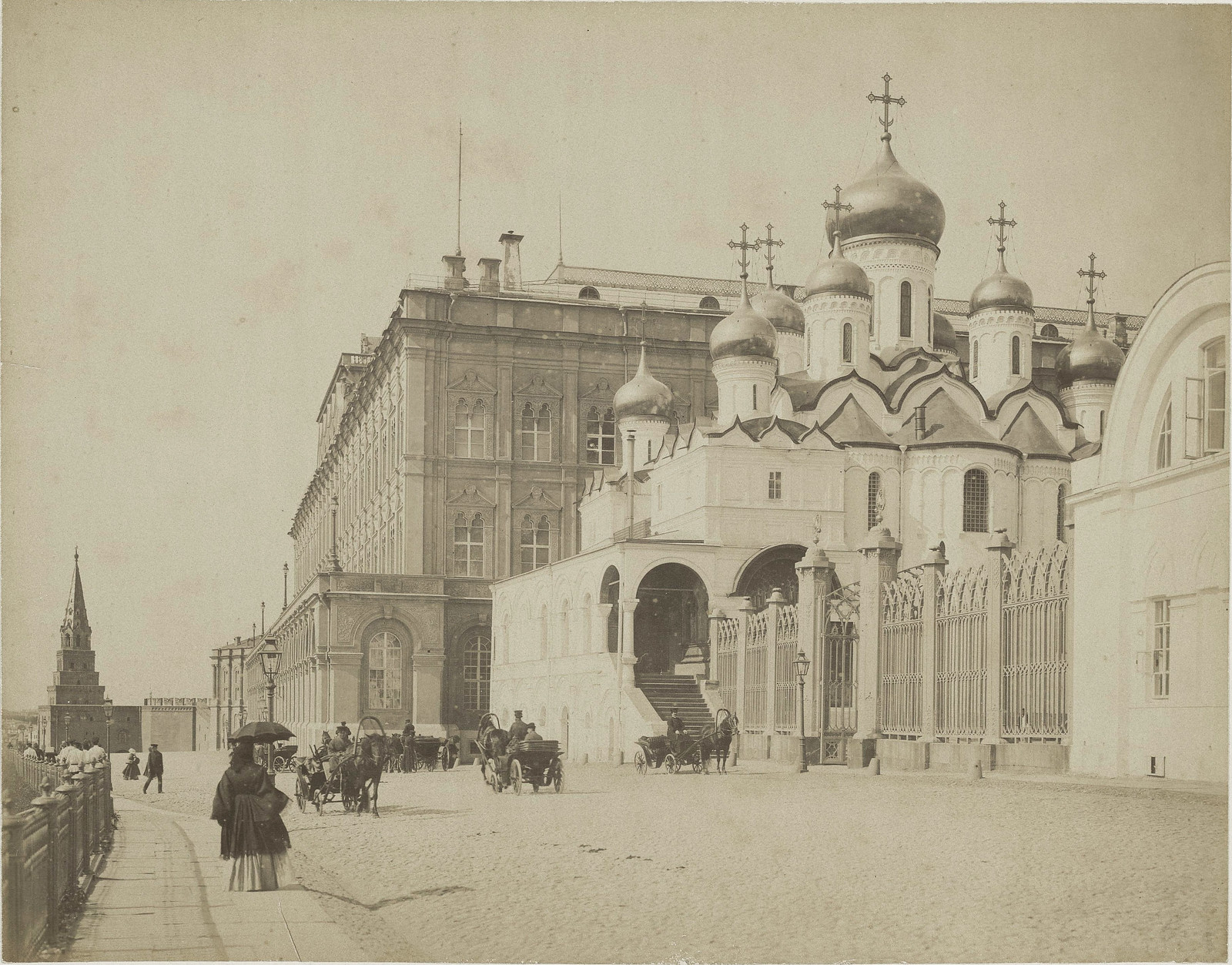 Благовещенский собор. 1897
