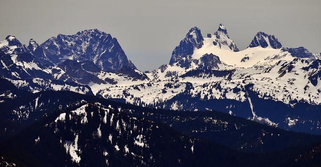 Summit Chief, Chimney Rocks, Overcoat