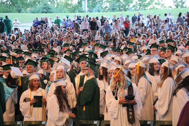 2019 LOHS Graduation