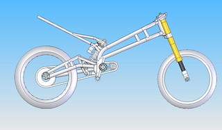 201906011image 1.0 rz350 frame assembly 2019 | by andbike