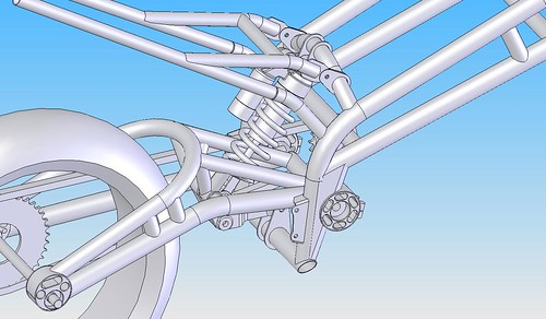 201906011image 1.1 rz350 frame assembly 2019 | by andbike