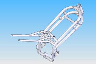 201906011image 1.3 rz350 frame assembly 2019 | by andbike