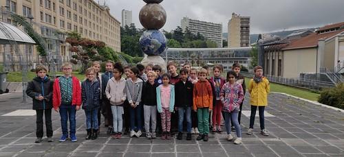 Sortie planétarium et parc De Montaud CE2c CPa