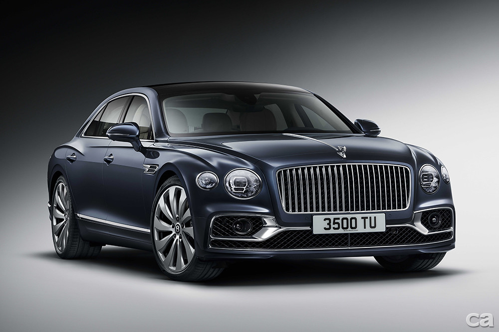 New Bentley Flying Spur (1)