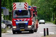 Brandweer Rotterdam-Rijnmond, Kazerne Groene Tuin, Autoladder 17-3751