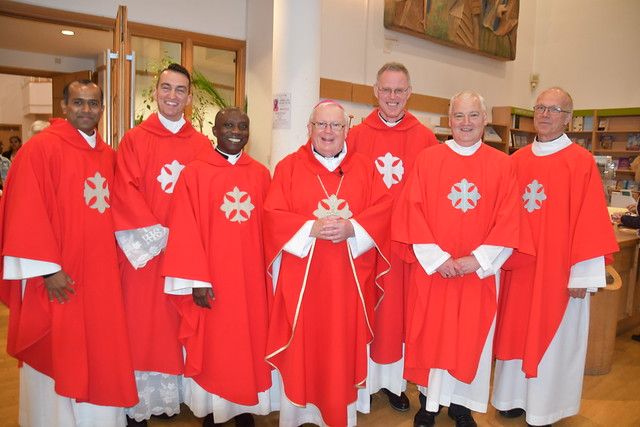 Feast of St Barnabas, Milton Keynes Cluster Dedication