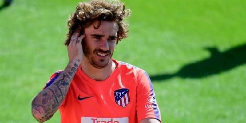 Antoine Griezmann Tak Yakin Bertahan Di La Liga Spanyol