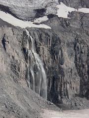 glacial runoff falls