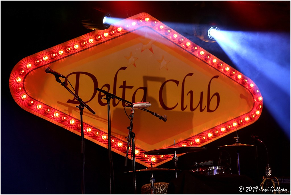 Delta Club / The Haystack Hi-Tones