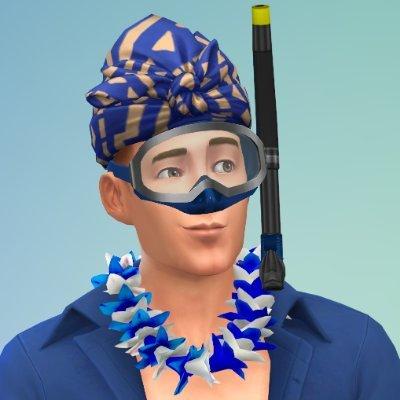 Sims 4 Ilhas Tropicais SimGuruLyndsay SimGuruNick