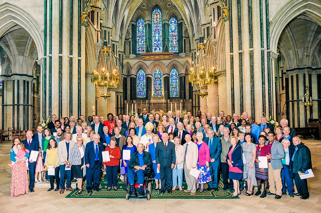 Marriage & Family Life Mass Norwich June 2019