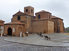 Ágreda - Iglesia de San Miguel.