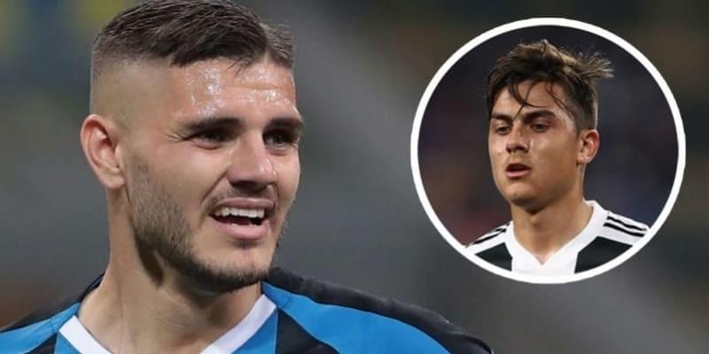 Juventus Ingin Datangkan Mauro Icardi Dari Inter Milan