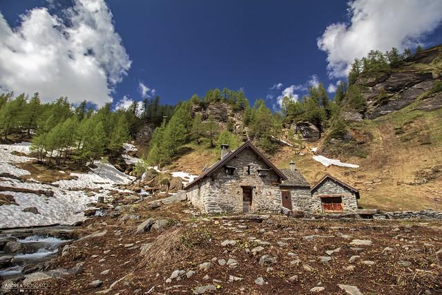 Alpe Misanco - Parco Naturale Alpe Devero (Italy)