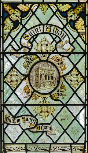 Blakeney, St Nicholas' church, window detail | by Jules & Jenny
