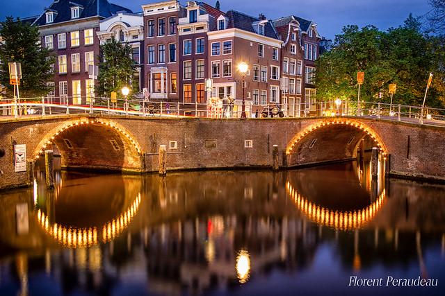 Amsterdam de nuit, Amsterdam, juin 2019