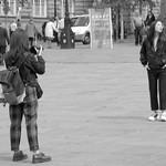 Photo op in Preston
