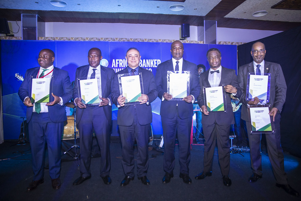 Malabo AfDB Annual Meetings Day 1 - African Banker Awards