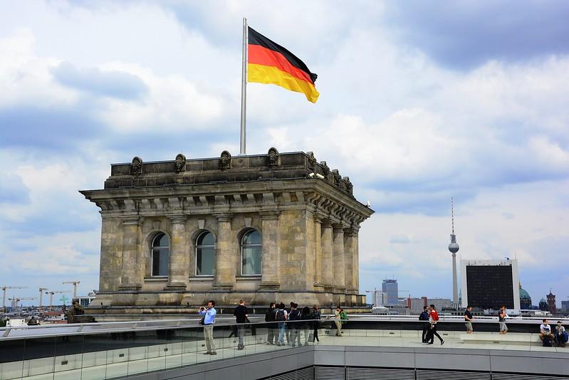 Von der Teilung zur Einheit (Personalseminar in Berlin)