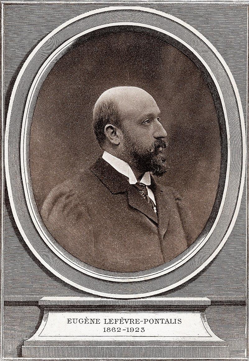 Eugène Lefèvre-Pontalis
