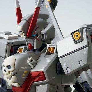 銀色幽靈襲擊錢包!MG 1/100《機動戰士海盜鋼彈GHOST》XM-X0 海盜鋼彈 X-0  Ver.Ka(クロスボーン・ガンダムX-0  Ver.Ka)【PB限定】