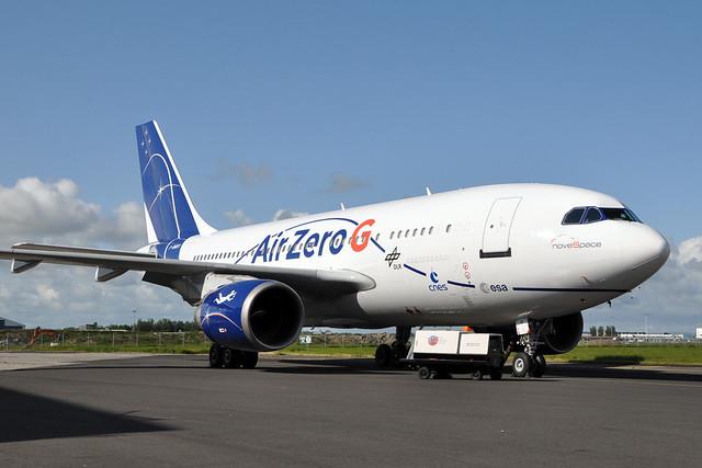 F-WNOV  A310-304  Novespace- Air Zero G