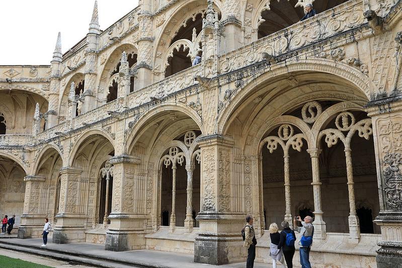 Cloister dos Jerónimos