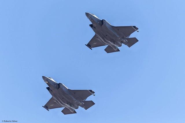 TLP FC 2019-2 con F-35A USAF